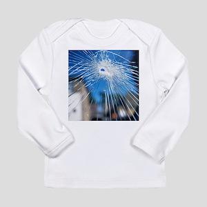 Broken glass - Long Sleeve Infant T-Shirt