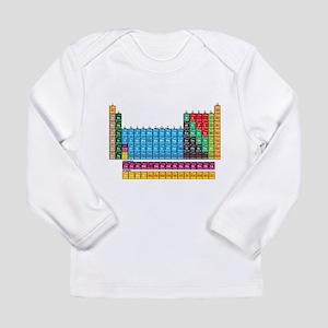 Periodically Long Sleeve Infant T-Shirt