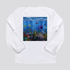 Underwater Love Long Sleeve Infant T-Shirt
