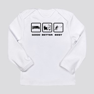 Paper Airplane Long Sleeve Infant T-Shirt