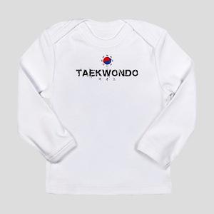 Taekwondo Long Sleeve T-Shirt