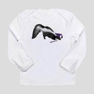 Skunk Grad Long Sleeve T-Shirt