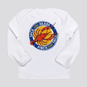 Suck Some Heads PInch Some Tai Long Sleeve T-Shirt