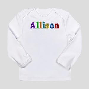 Allison Shiny Colors Long Sleeve T-Shirt
