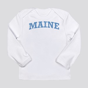 Vintage Maine Long Sleeve Infant T-Shirt