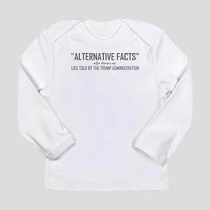 ALTERNATIVE FACTS Long Sleeve T-Shirt