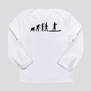 Evolution Stand Up Paddling Long Sleeve T-Shirt