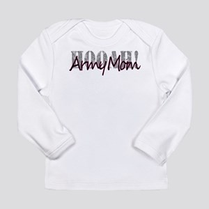 Army Mom Long Sleeve Infant T-Shirt