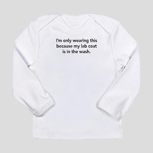 lab_coat_B Long Sleeve T-Shirt