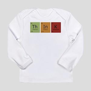 Think Long Sleeve Infant T-Shirt