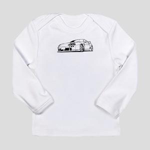 Porsche 911 car Long Sleeve T-Shirt