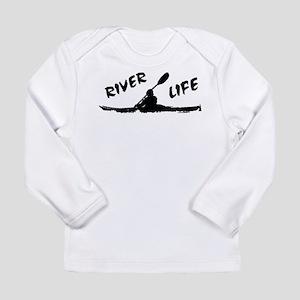 River Life Long Sleeve T-Shirt
