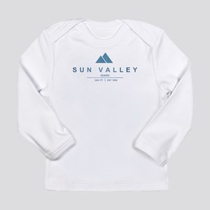 Sun Valley Ski Resort Idaho Long Sleeve T-Shirt