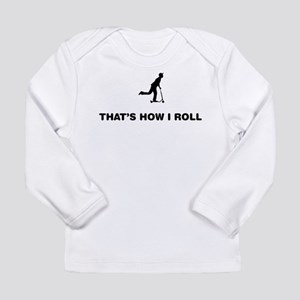 Scooter Long Sleeve Infant T-Shirt