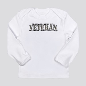 Operation Enduring Freedom (A Long Sleeve Infant T
