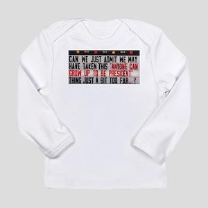 Anyone can Long Sleeve T-Shirt