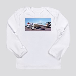 Plane 3 Long Sleeve Infant T-Shirt