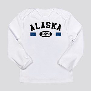 Alaska 1959 Long Sleeve Infant T-Shirt