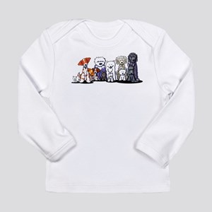 Usual Suspects Long Sleeve Infant T-Shirt