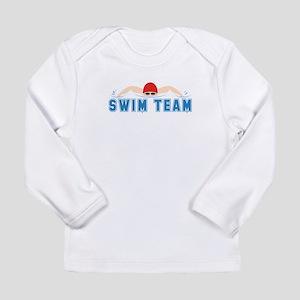 Swim Team Long Sleeve T-Shirt