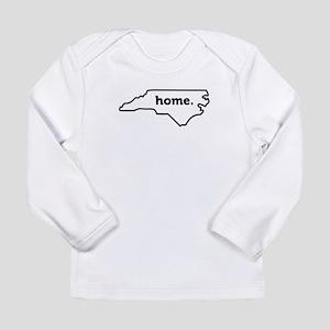 Home North Carolina-01 Long Sleeve T-Shirt