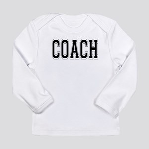 Coach Long Sleeve Infant T-Shirt