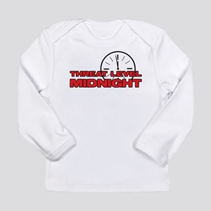 The Office - Threat Level Midnight Long Sleeve T-S