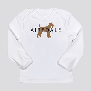 Airedale Long Sleeve Infant T-Shirt