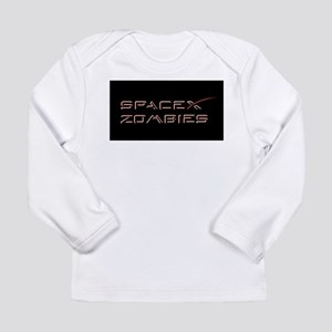Space Zombie Long Sleeve T-Shirt