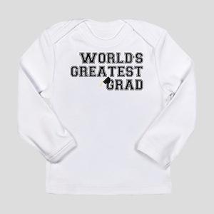 World's Greatest Grad Long Sleeve T-Shirt