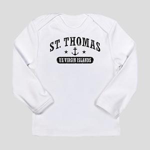 St. Thomas Long Sleeve Infant T-Shirt