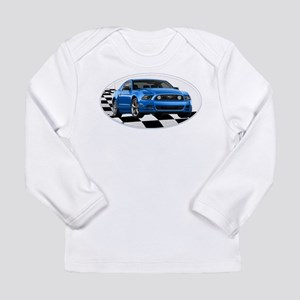 GB14MustangGT Long Sleeve T-Shirt