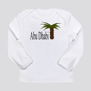 I love Abu Dhabi, amazing city Long Sleeve T-Shirt