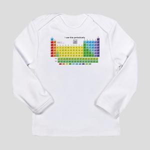 Periodically Long Sleeve T-Shirt