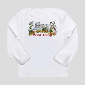 Wild Thing Long Sleeve Infant T-Shirt