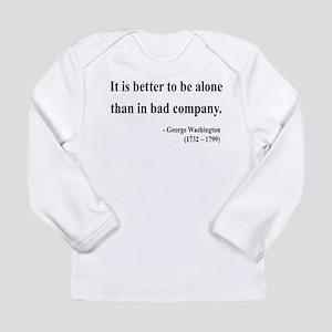 George Washington 10 Long Sleeve T-Shirt