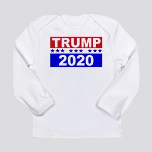 Trump 2020 Long Sleeve Infant T-Shirt