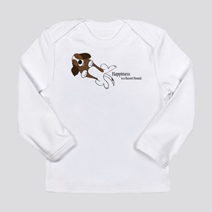 Basset Love Long Sleeve Infant T-Shirt