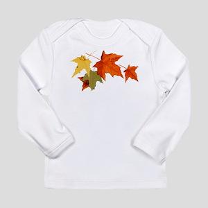 Autumn Colors Long Sleeve Infant T-Shirt