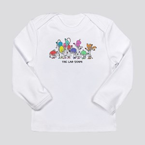 The Lab Staph Long Sleeve T-Shirt