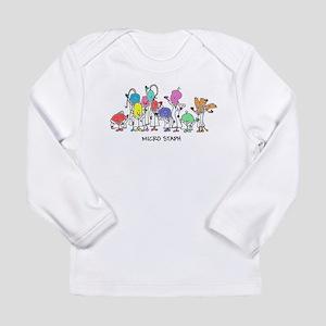 Micro Staph Long Sleeve T-Shirt