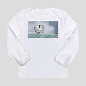 Angel walk Long Sleeve Infant T-Shirt