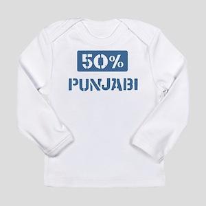 50 Percent Punjabi Long Sleeve T-Shirt