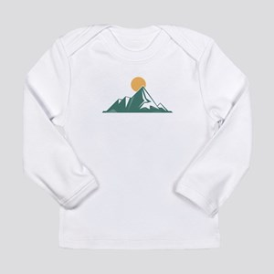 Sunrise Mountain Long Sleeve T-Shirt
