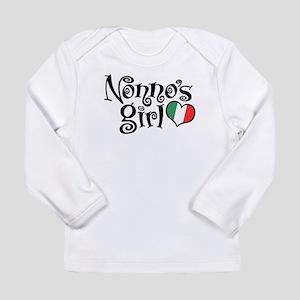 Nonno's Girl Long Sleeve Infant T-Shirt