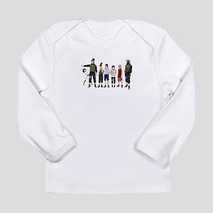 Anime characters Long Sleeve T-Shirt