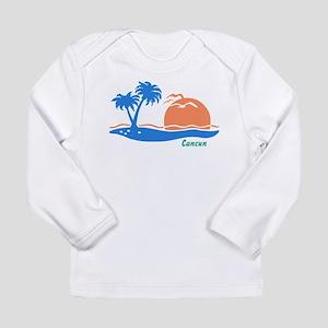 Cancun Long Sleeve Infant T-Shirt