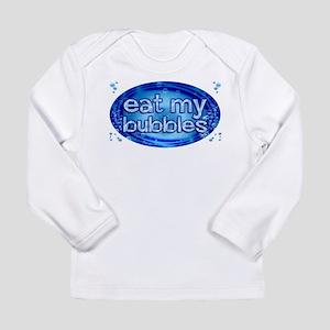 Bubbles Long Sleeve Infant T-Shirt