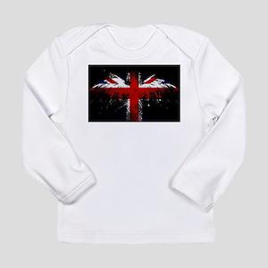 Union Jack Eagle Long Sleeve T-Shirt