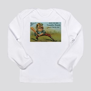 Vintage Cigar Label Long Sleeve T-Shirt